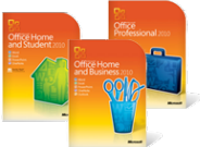 See what's new in Microsoft Office 2010, document, spreadsheet, database, email and calendaring, presentation, publishing, and note-taking software.